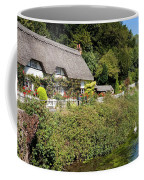Thatched Cottages Of Hampshire 16 Coffee Mug