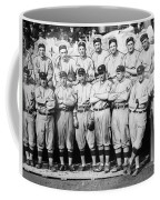 The 1911 New York Giants Baseball Team Coffee Mug