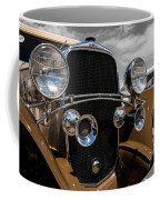The 32 Chevy Confederate Deluxe Coffee Mug