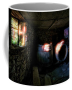 The Abandoned Village Of The Elves I Coffee Mug by Enrico Pelos
