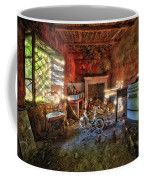The Abandoned Village Of The Elves II Coffee Mug by Enrico Pelos
