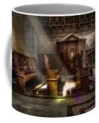 The Abbey Coffee Mug