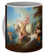 The Abduction Of Europa Coffee Mug