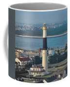 The Absecon Lighthouse In Atlantic City New Jersey Coffee Mug
