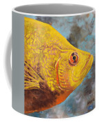 The Abyss Stares Back Coffee Mug