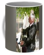 The Accordionist Coffee Mug