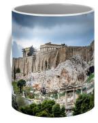 The Acropolis - Athens Greece Coffee Mug