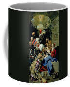 The Adoration Of The Kings Coffee Mug