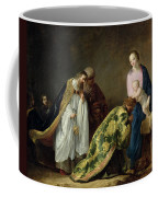 The Adoration Of The Magi Coffee Mug by Pieter Fransz de Grebber