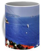 The Adriatic Sea Coffee Mug