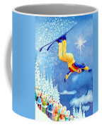 The Aerial Skier 18 Coffee Mug