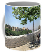 The Alhambra From Sacromonte Coffee Mug