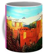 The Alhambra Of Granada Coffee Mug