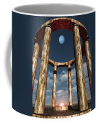 The Aligning Of Neptune Coffee Mug by Richard Rizzo