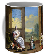 The Allegory Of Childhood Coffee Mug