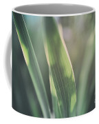The Allotment Project - Sweetcorn Leaves Coffee Mug