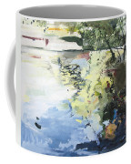 The Alster In High Summer Coffee Mug