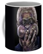 The Amazing Gillespie  Coffee Mug by Reggie Duffie