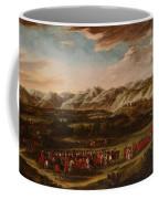The Ambassadorial Procession Coffee Mug