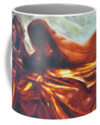 The Amber Speck Of Light Coffee Mug by Sergey Ignatenko