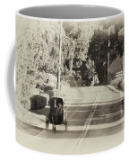 The Amish Buggy Coffee Mug by Bill Cannon