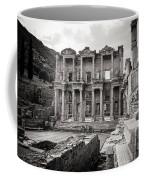 The Ancient Library Coffee Mug