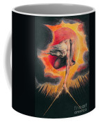 The Ancient Of Days Coffee Mug by William Blake