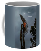 The Angel At Christmas Coffee Mug