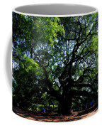 The Angel Oak In Summer Coffee Mug