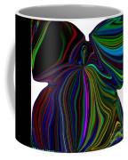 The Angel Of The Rainbow Coffee Mug