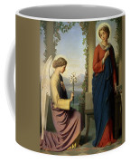 The Angelic Salutation Coffee Mug