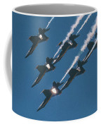 The Angels Are Coming Coffee Mug