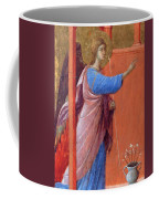 The Annunciation Fragment 1311 Coffee Mug