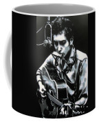 The Answer My Friend Is Blowin In The Wind Coffee Mug