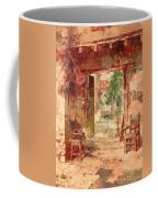 The Antiquarian's Shop Coffee Mug