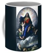 The Apparition Of The Virgin Coffee Mug