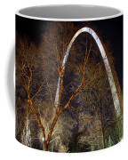 The Arch 3 St Louis Missouri Gateway Arch Art Coffee Mug