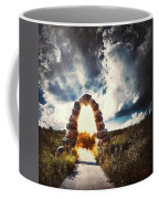 The Arch On The Edge Of Forever Coffee Mug