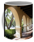 The Arches Mission Santa Ines Coffee Mug