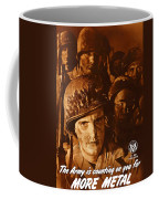 The Army Is Counting On You  Coffee Mug