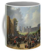 The Arrival Of Louis-philippe Coffee Mug