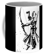 The Arrow Whisperer Coffee Mug