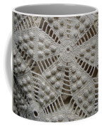 The Art Of Crochet  Coffee Mug