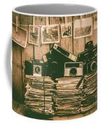 The Art Of Film Photography Coffee Mug