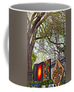 The Art Of Jackson Square Coffee Mug