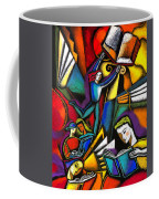 The Art Of Learning Coffee Mug