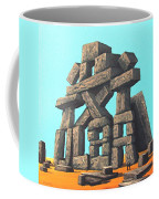 The Art Of Modern Conversation Coffee Mug