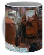 The Art Of The Machine Coffee Mug