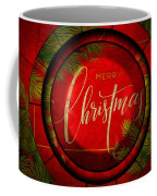 The Art Of Vhristmas Cheer Coffee Mug
