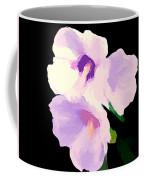 The Artful Hibiscus Coffee Mug